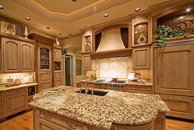 Kitchen & Bathroom Cabinets