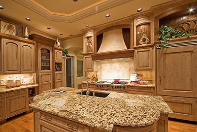 Kitchen & Bathroom Cabinets